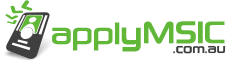 applymsic logo
